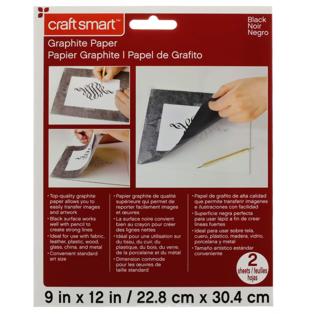 Graphite Paper by Craft Smart™