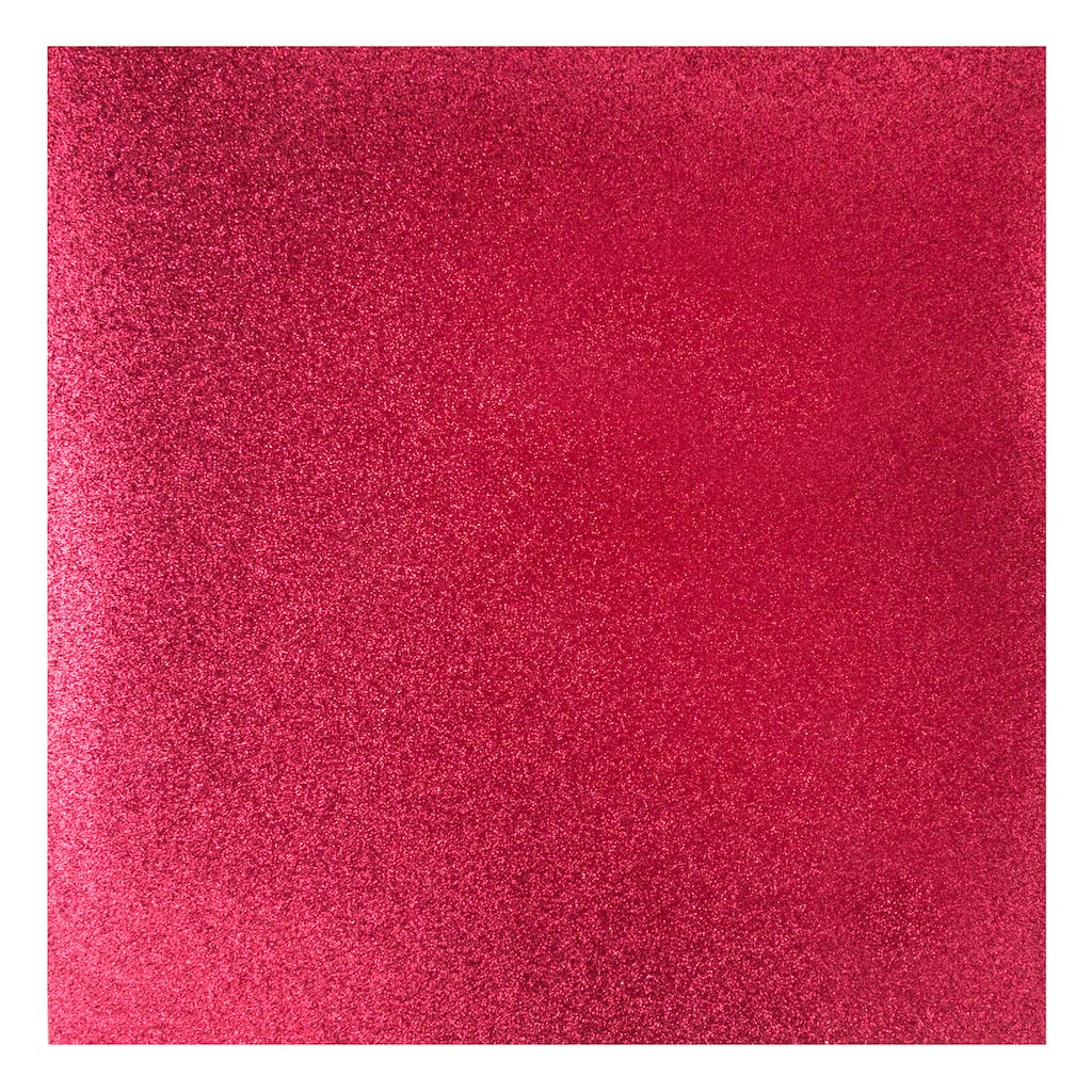 Buy the Burgundy Fine Glitter Paper By Recollections® at Michaels