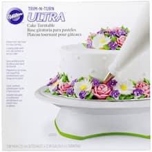 Wilton® Trim-N-Turn Ultra™ Cake Turntable