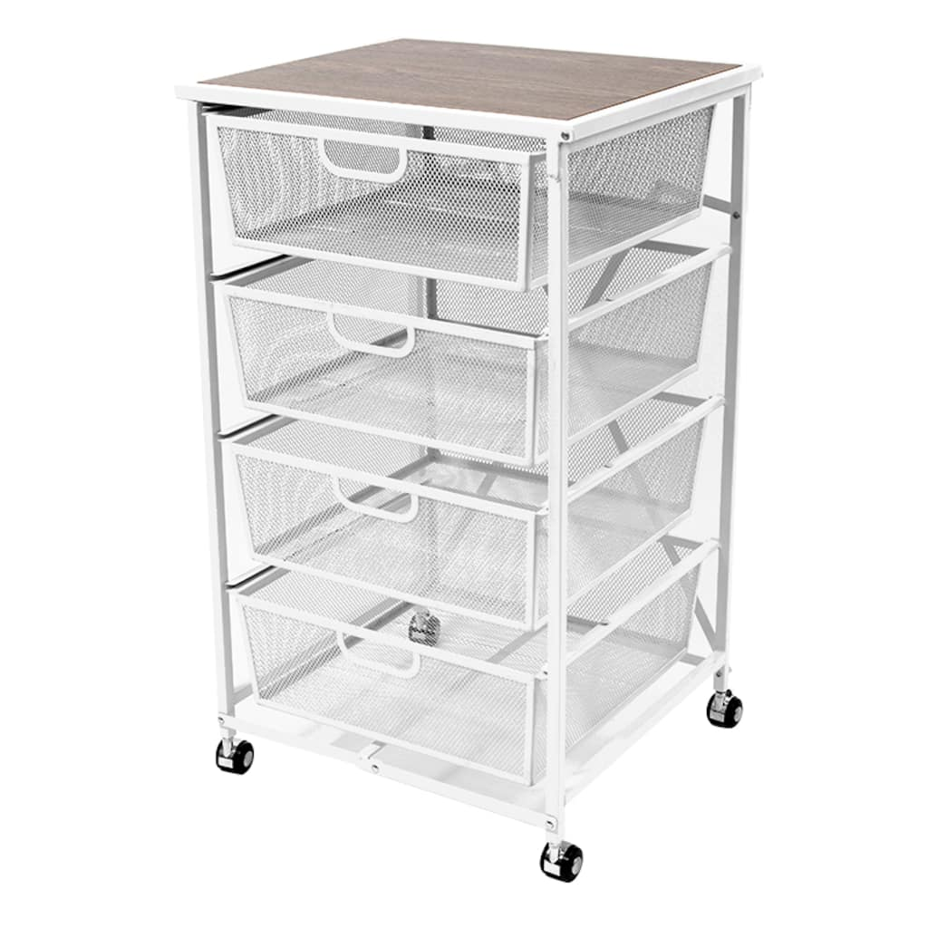 Find the Origami® 4-Drawer Storage Cart at Michaels - photo#5