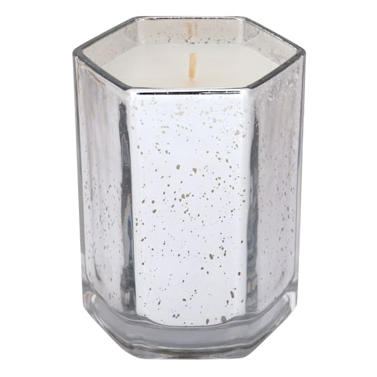 Shop For The Silver Mercury Glass Candle By Ashland At Michaels