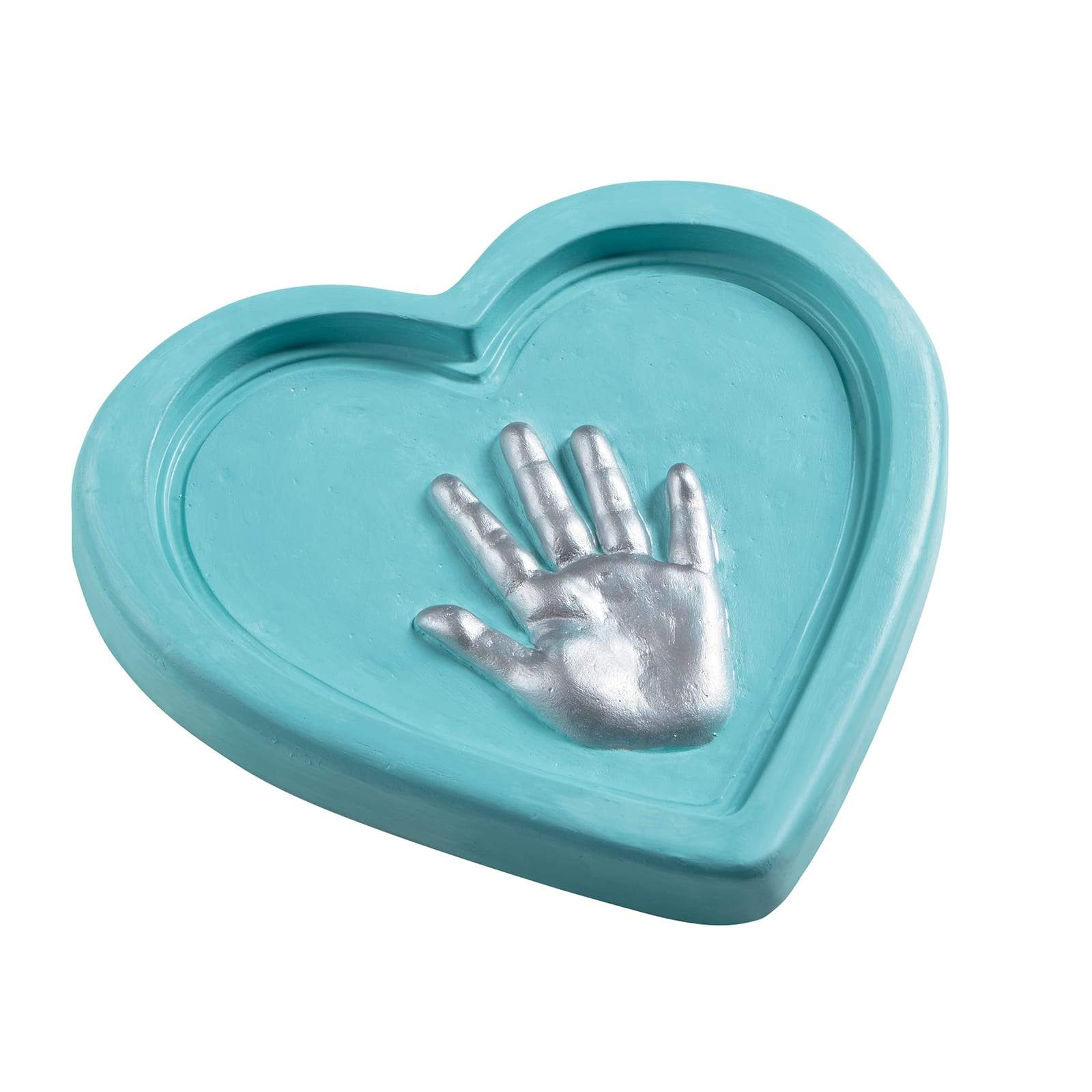 NEW ARTMINDS PLASTIC TRAY SOAP MOLD HEARTS AND LOVE DESIGN