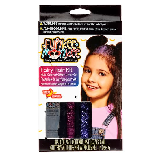 Funkee Munkee™ Fairy Hair Kit