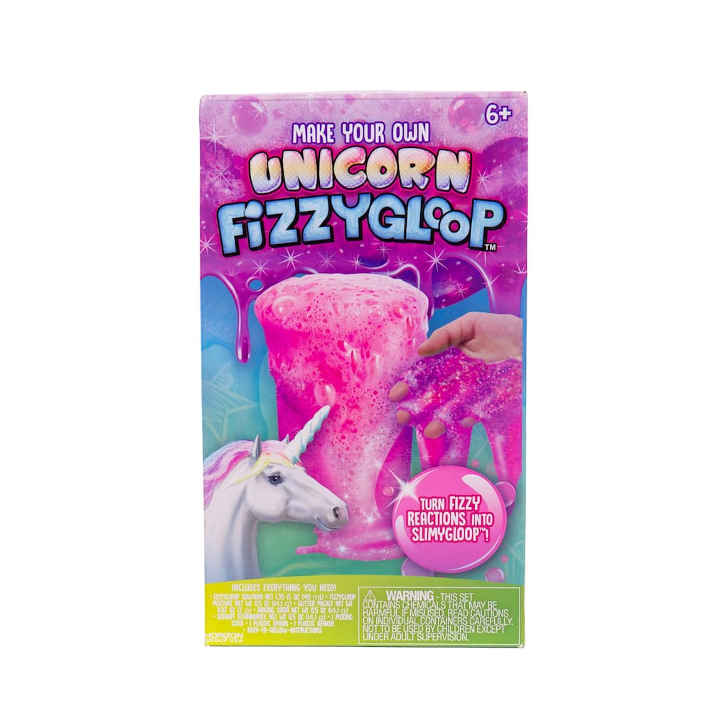 Buy the Make Your Own Fizzygloop™ Unicorn at Michaels