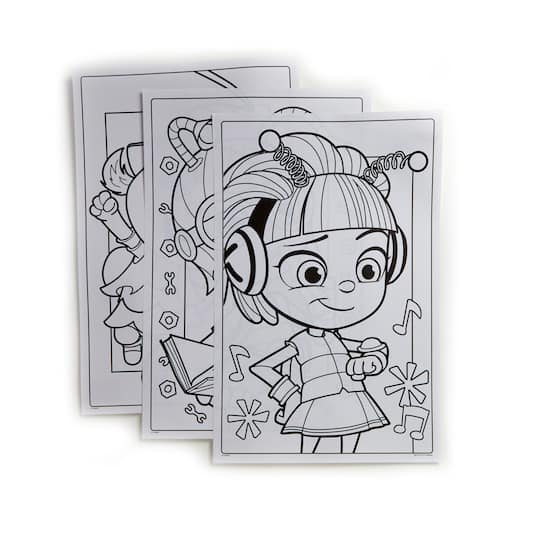 Coloring Pages Beat Bugs Img