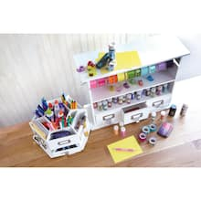 Ashland® Storage Desktop Carousel