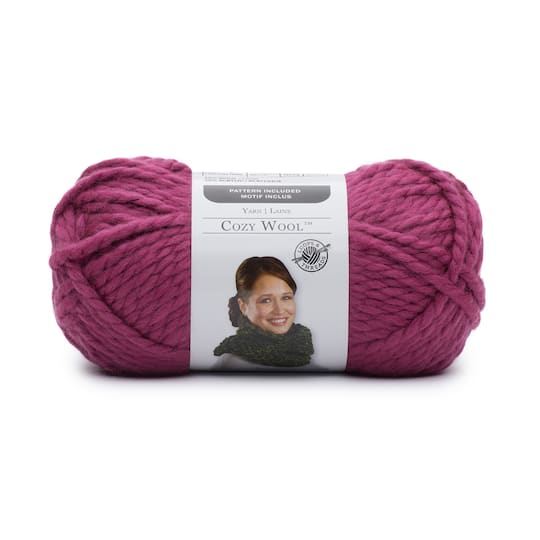 Cozy Wool Yarn By Loops Threads Michaels