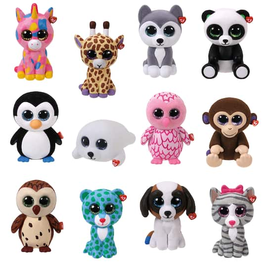 Shop for the Ty Mini Boos™ Assorted Collectible Series 1 Blind Pack at  Michaels 99b09754bff