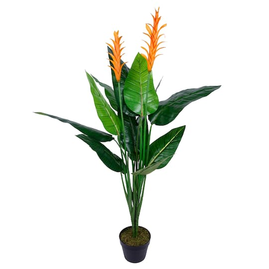Buy The 4ft Bird Of Paradise Tree By Ashland At Michaels
