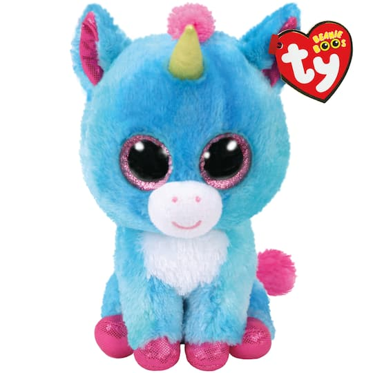 d7d24c22922 Find the Ty Beanie Boos™ Stitches Blue Unicorn