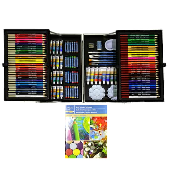 Shop for the All-Media Art Set By Artist s Loft™ at Michaels 506b18f13eca3