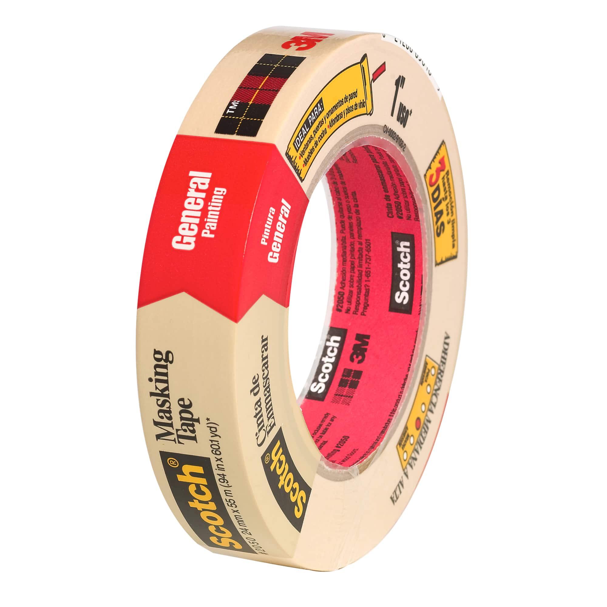 3m 2050 scotch masking tape