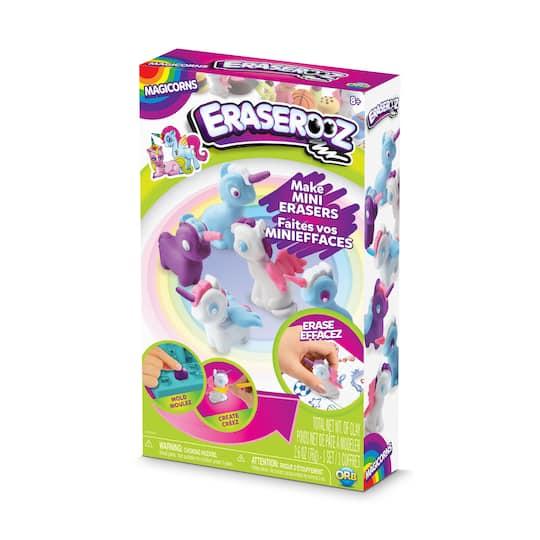 Orb Eraserooz Magicorns Diy Eraser Kit