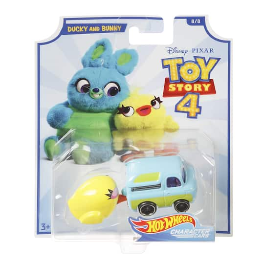 Hot Wheels® Pixar Toy Story 4 Assorted Character Car