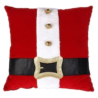 Deals on Michaels Sale: Santa Belt Pillow
