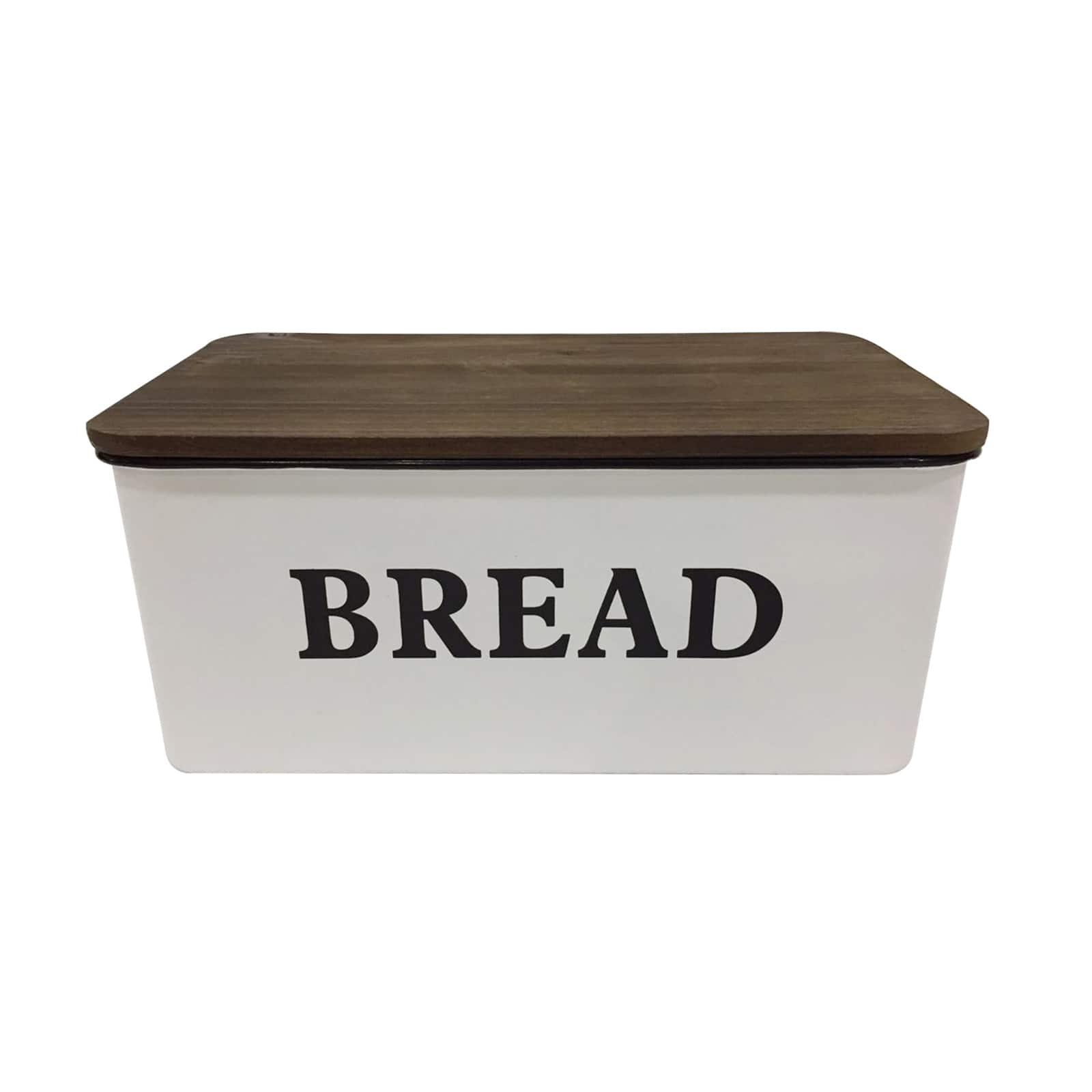 5.31'' Kitchen Bread Box By Ashland® by Ashland