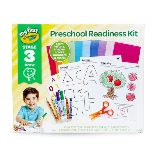 studio childrens room decor crayola crayons no 8 by.htm shop for the my first crayola    preschool readiness kit  stage 3 at  crayola    preschool readiness kit