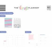 The Happy Planner Planners Michaels