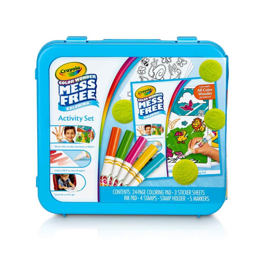 Crayola Mess Free Coloring Kits – Ceramic Tile
