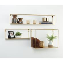 Ledges & Shelves