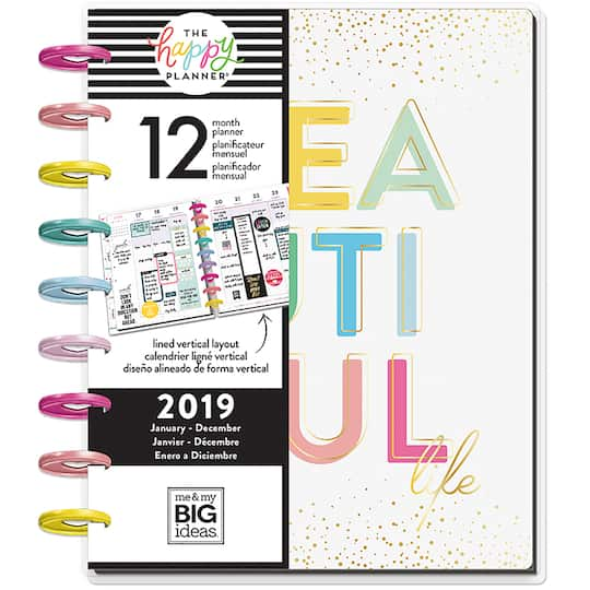 buy the create 365 the classic happy planner life is a party at