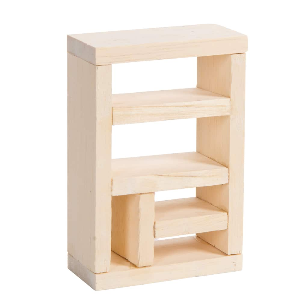 Buy Darice® Wood Shadowbox Dollhouse Furniture At Michaels.com