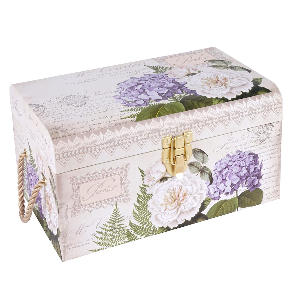 Buy The Small Tres Jolie Flip Top Dome Trunk By Ashland At Michaels