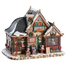 lemax fables bookstore - Christmas Village Sets Michaels