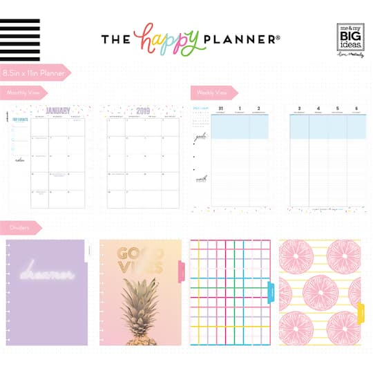 buy the create 365 the big happy planner life is a party at michaels