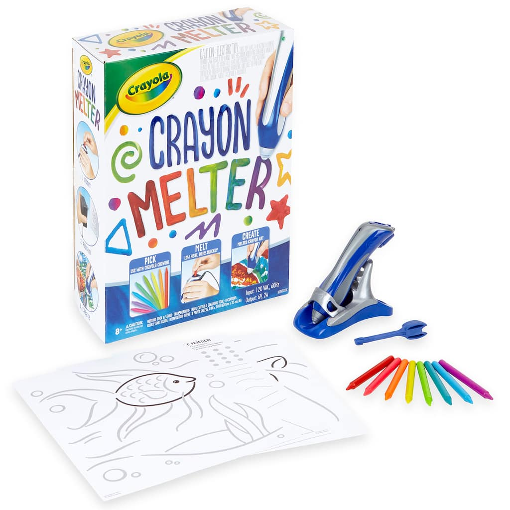 Find the Crayola® Crayon Melter at Michaels
