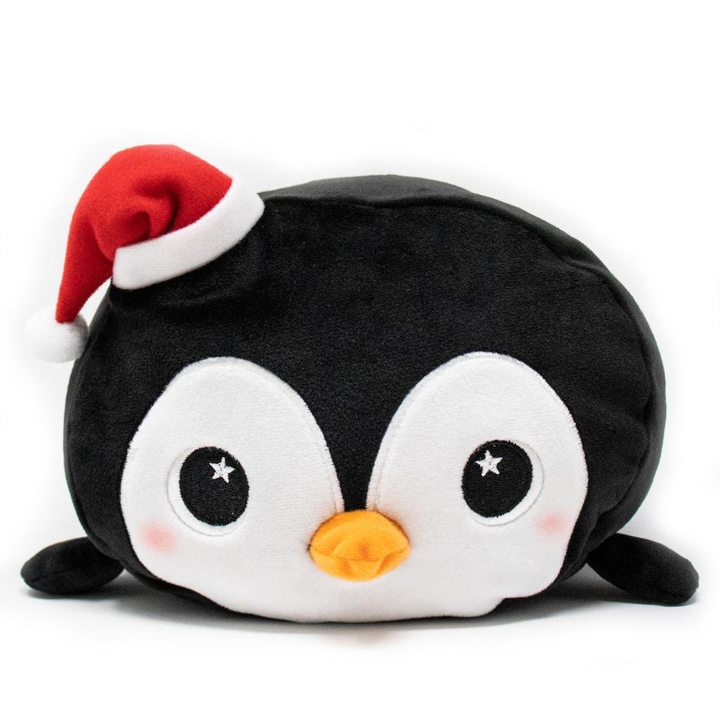Shop For The Moosh Moosh Large Animal Pillow Plush Toy Penguin At