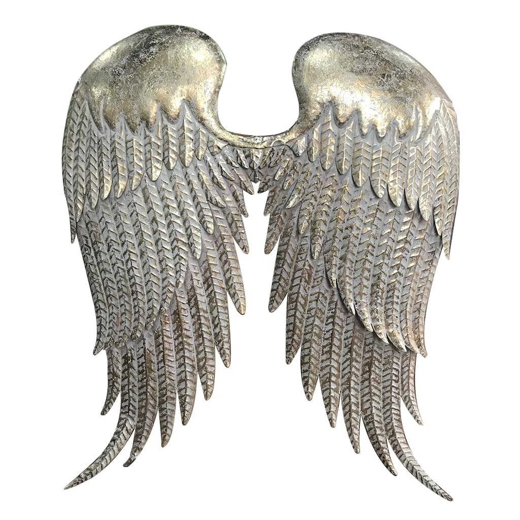 Buy The Gold Angel Wings Wall Dcor By Ashland At Michaels