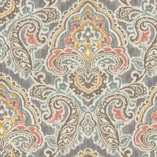 Ikat Home Decor Fabric: Purchase The Waverly Artesanias Ikat Mineral Home Décor
