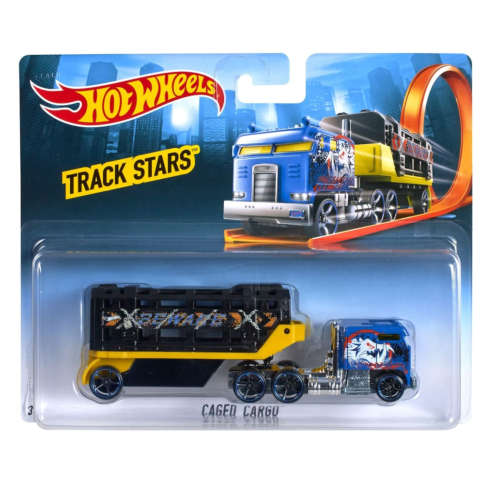 Shop the Assorted Hot Wheels® Track Truck at Michaels