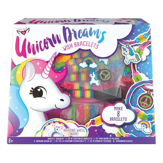 Fashion Angels® Unicorn Dreams Wish Bracelet Kit