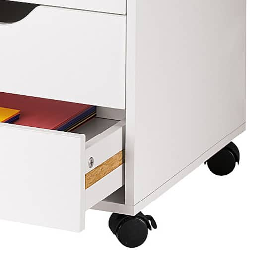 Find the 5 Drawer Letterpress Cube By Ashland® at Michaels