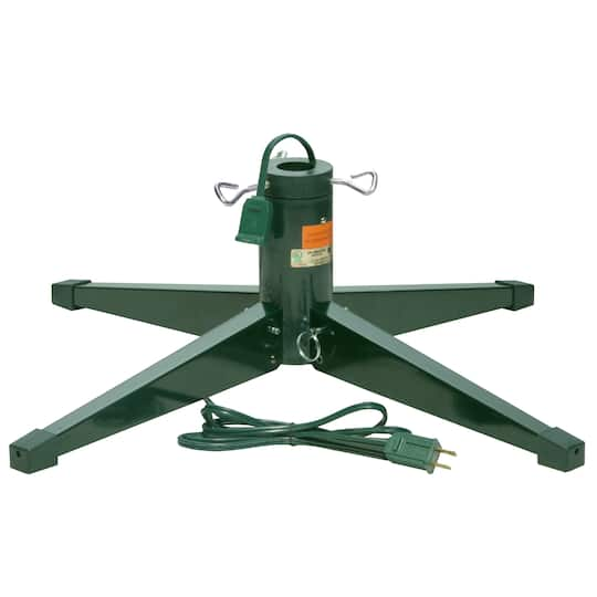 Christmas Tree Stand That Turns: Find The National Tree Company® Revolving Tree Stand At