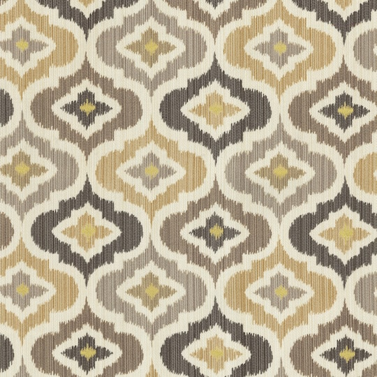 Ikat Home Decor Fabric: Buy The Waverly Lunar Lattice Mineral Ikat Home Décor