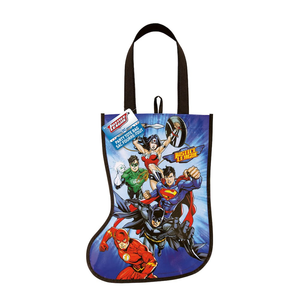 Justice League Christmas Stocking | Kids Christmas Party Favor