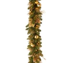 Bulk Christmas Garland.Christmas Garlands Michaels