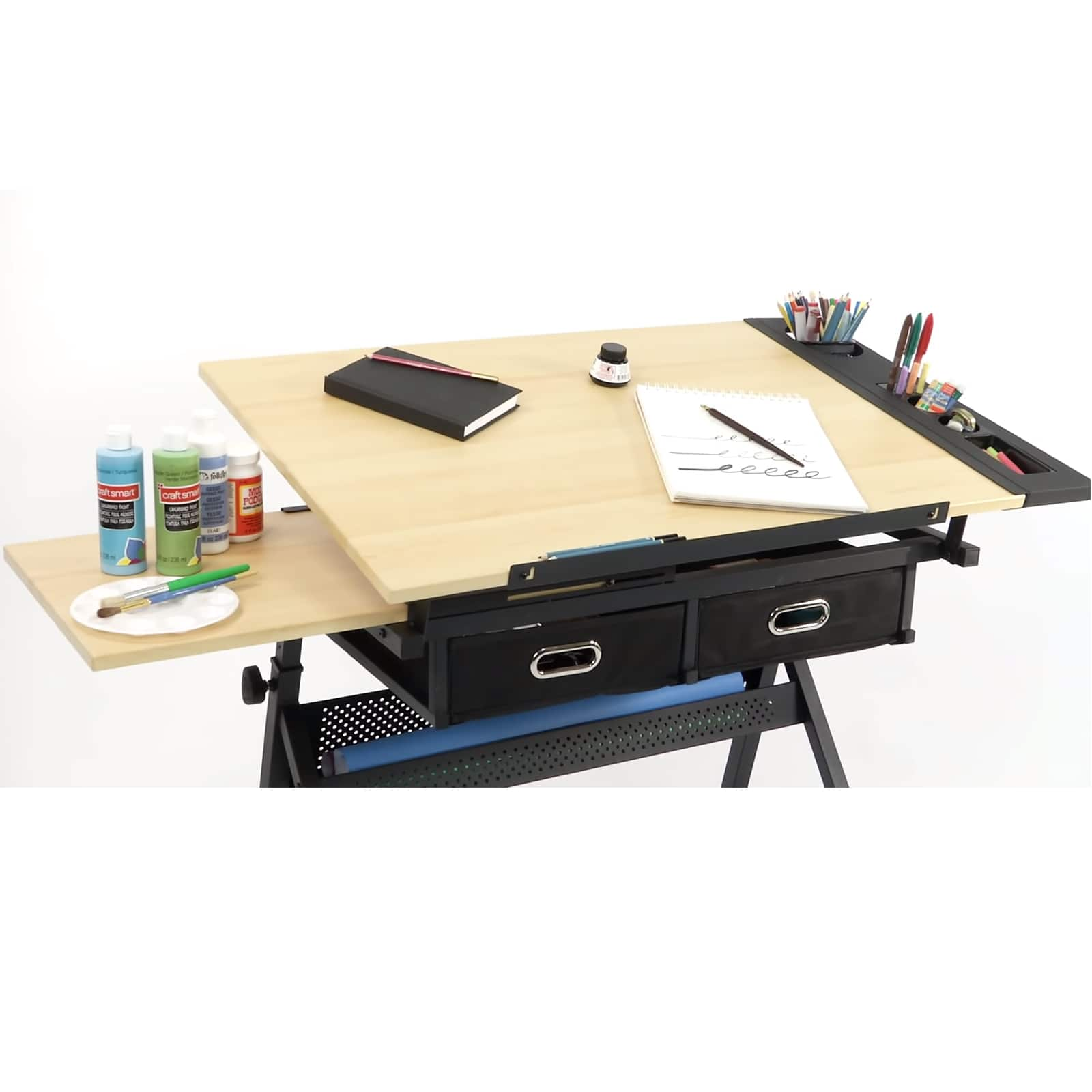 Diy Art Table Painting Workstation