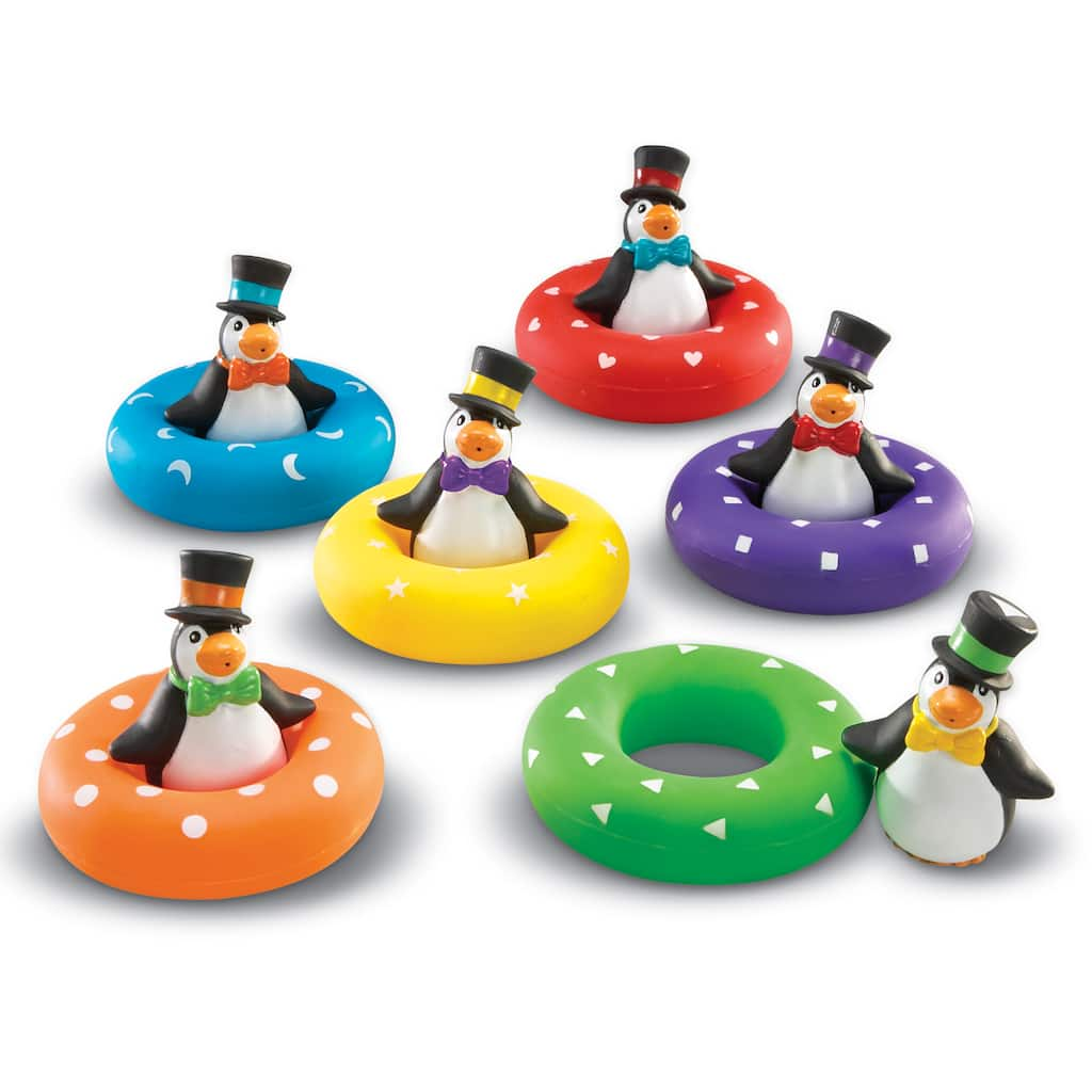 Find The Learning Resources Smart Splash Color Play Penguins At Colorplay Img