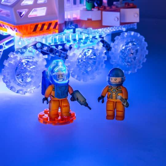 Laser Pegs Mars X-Rover