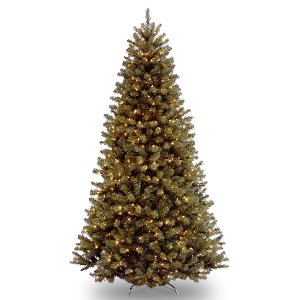 superior quality 10805 41c69 9ft. Pre-Lit North Valley® Spruce Artificial Christmas Tree with Clear  Lights