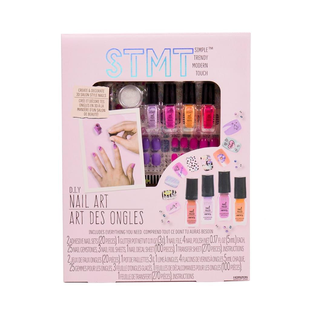 Buy The Stmt Diy Nail Art Kit At Michaels