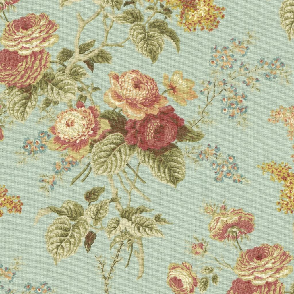 Buy The Waverly Emma S Garden Mist Home Decor Fabric At Michaels