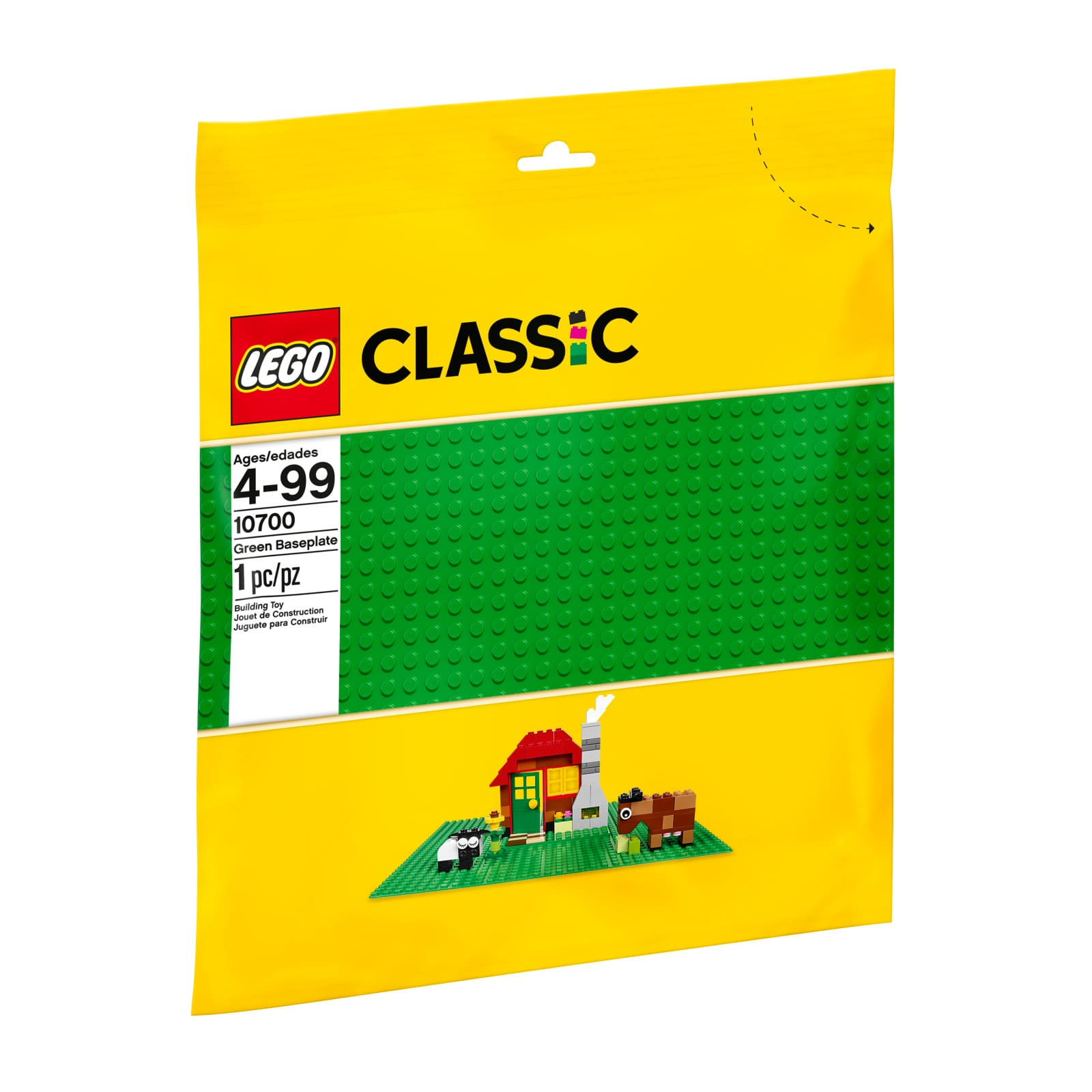 8x16 thin baseplates baseplate Lego NEW Base Plate Lot of 5 Light Green