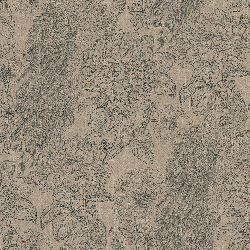 Buy The Waverly Exquisite Ink Home Decor Fabric At Michaels