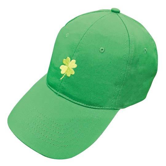 Buy the Assorted Light Green Cotton Baseball Cap By Imagin8® at Michaels 61f7a295f95