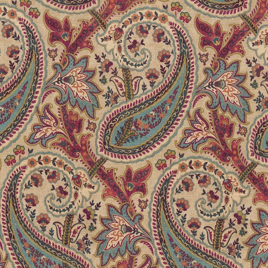 Find The Williamsburg Currant Plumtree Paisley Home Décor